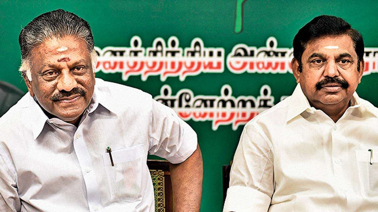 All Tamil Nadu Ministers barring CM Palaniswami, DY CM Panneerselvam to  take part in fast on Cauvery issue