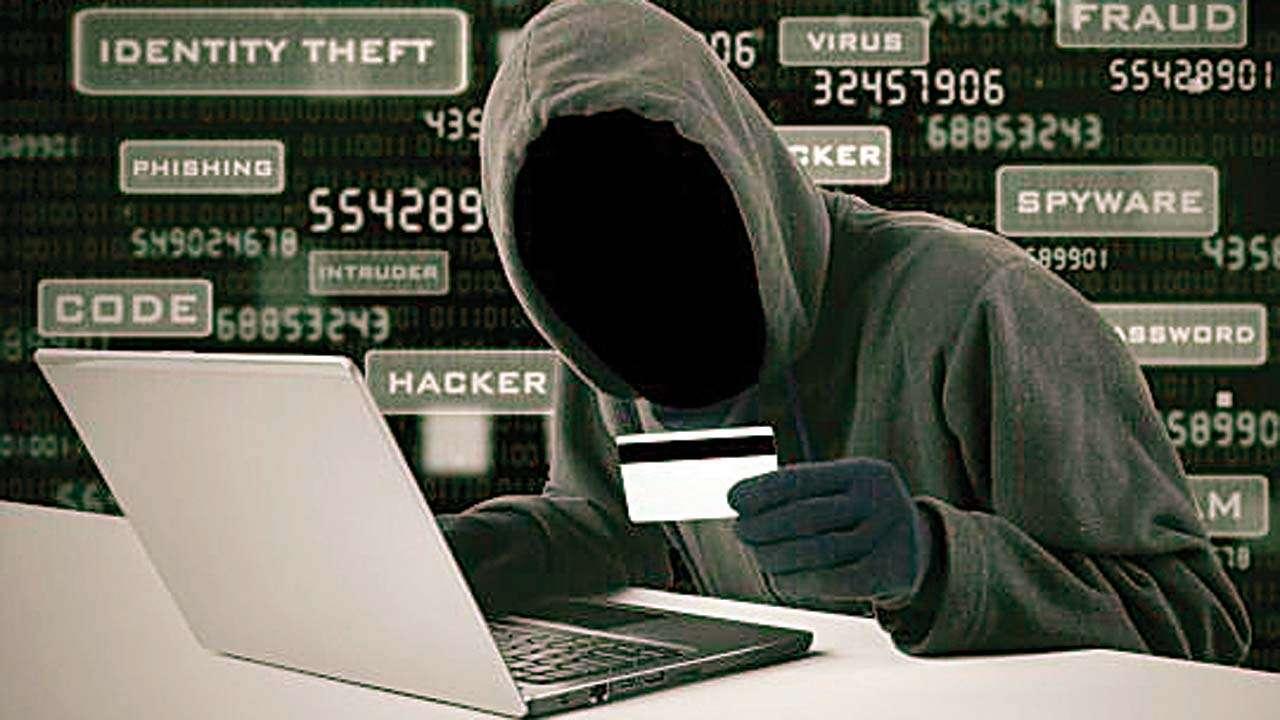 net banking hacked