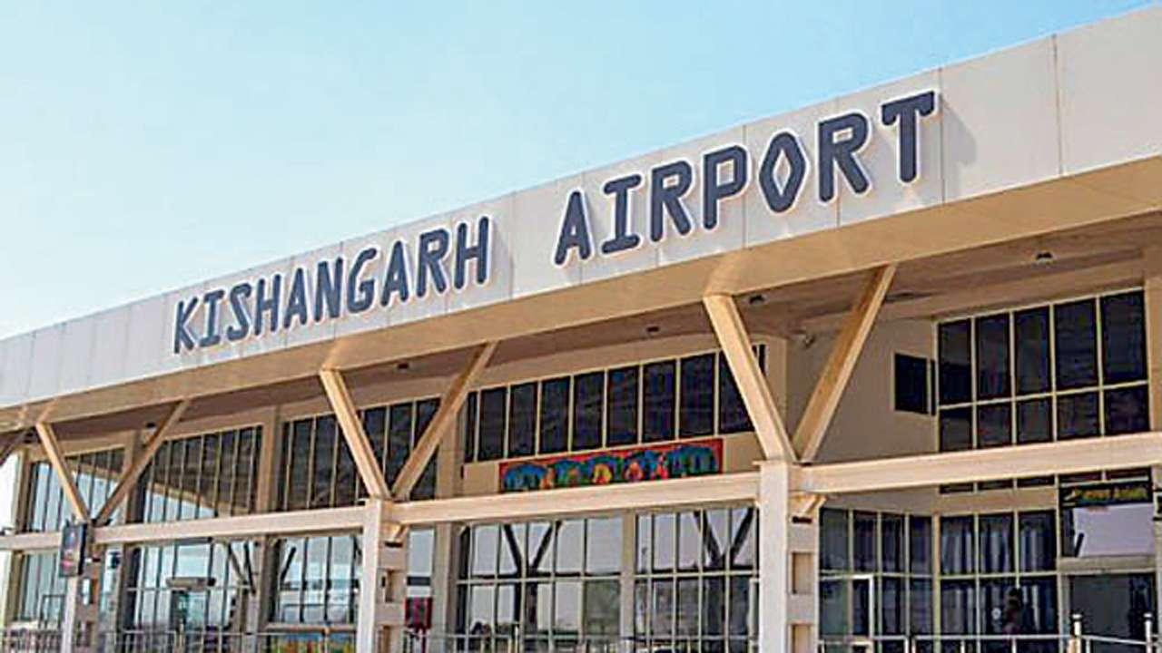 Kishangarh Airport still have no flight for Delhi