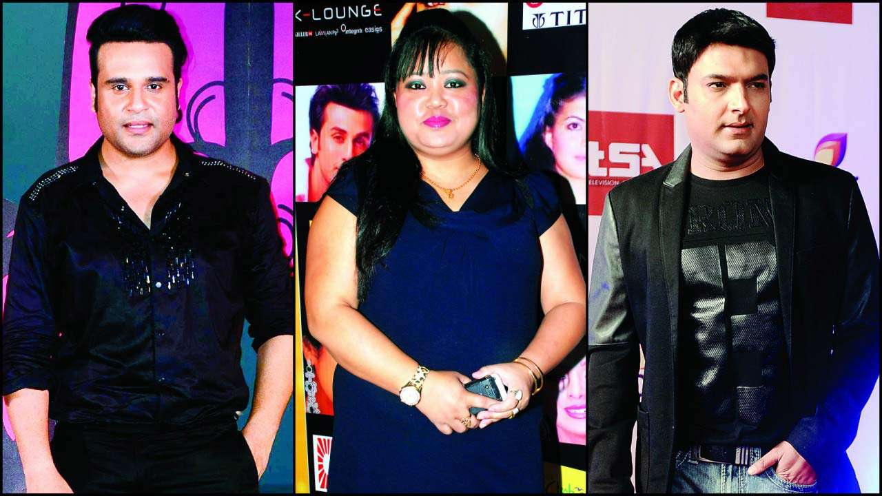 Krushna Abhishek, Bharti Singh to collaborate for another