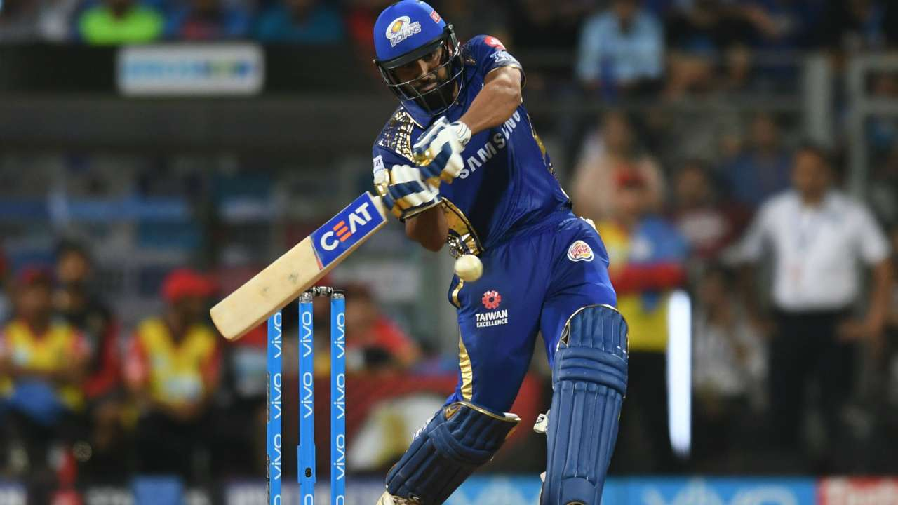 IPL 2018 - MI vs RCB: Rohit Sharma's stunning 52-ball 94 guides ...