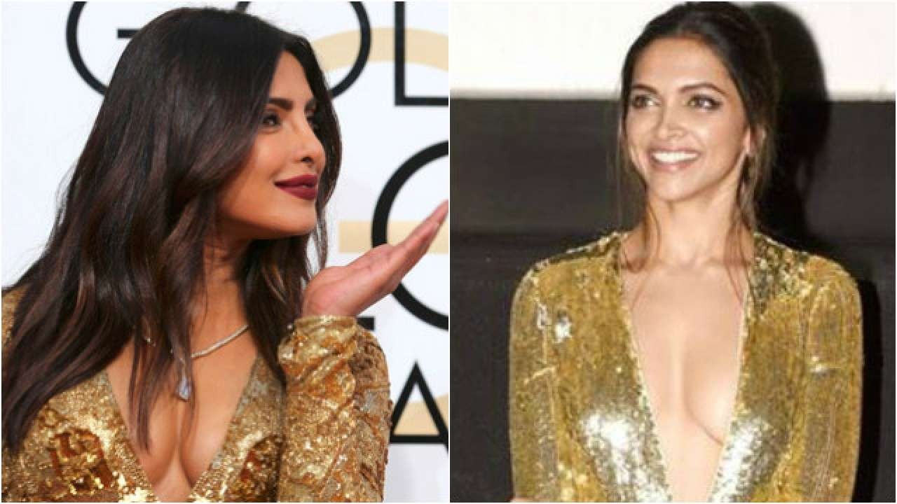 Priyanka Chopra gives a shout out to Deepika Padukone for ...