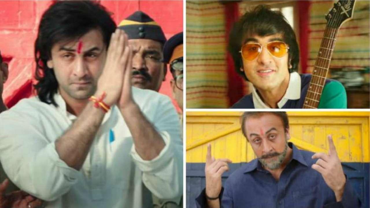 Sanju teaser: Ranbir Kapoor as Sanjay Dutt promises to ...