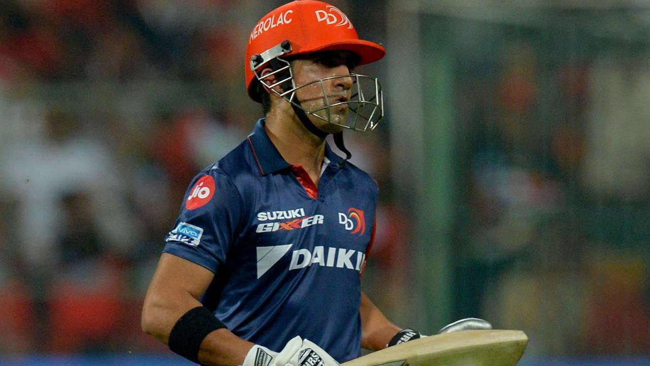 Gautam should join the army': Twitter salutes Gambhir for brave call to step down as Delhi Daredevils captain
