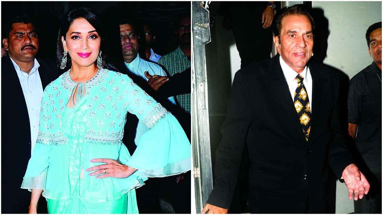Madhuri Dixit-Nene To Appear In Entertainment Ki Raat-8863