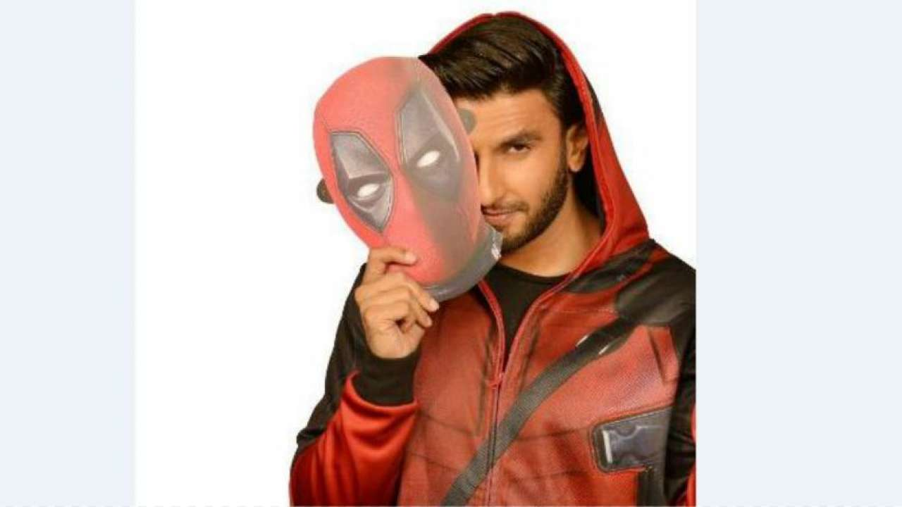 Forget Bajirao, Ranveer Singh gets the role of the