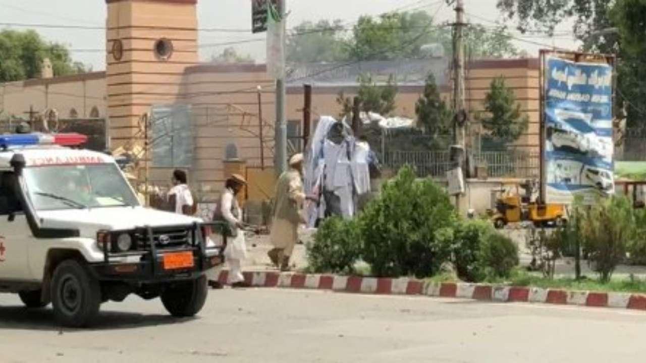 6 killed, 20 injured as multiple blasts hit Afghanistan's Jalalabad