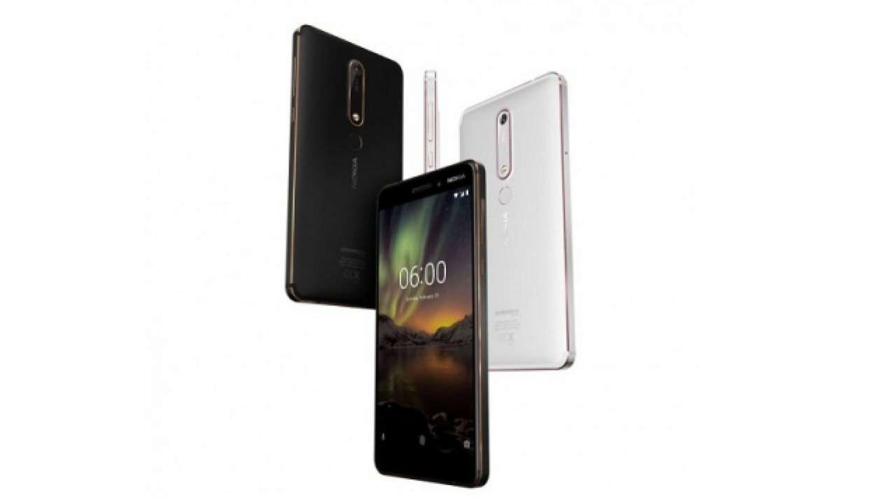 Nokia 6 1 4GB RAM variant goes on sale in India: Price