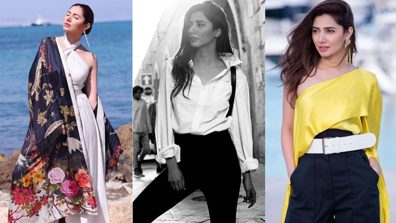1e4b7a1034 Pakistani actress Mahira Khan brings out her A-game at Cannes Film Festival  2018