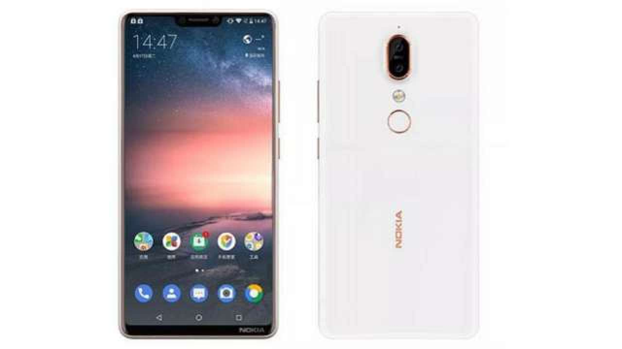1f07ab2a1 Nokia X6 launched in China  Price