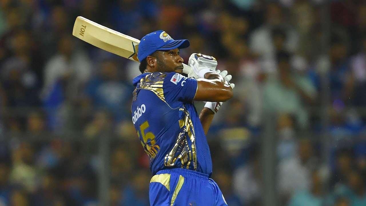 IPL 2018, MI vs KXIP: Kieron Pollard's blistering fifty helps Mumbai Indians reach 186/8