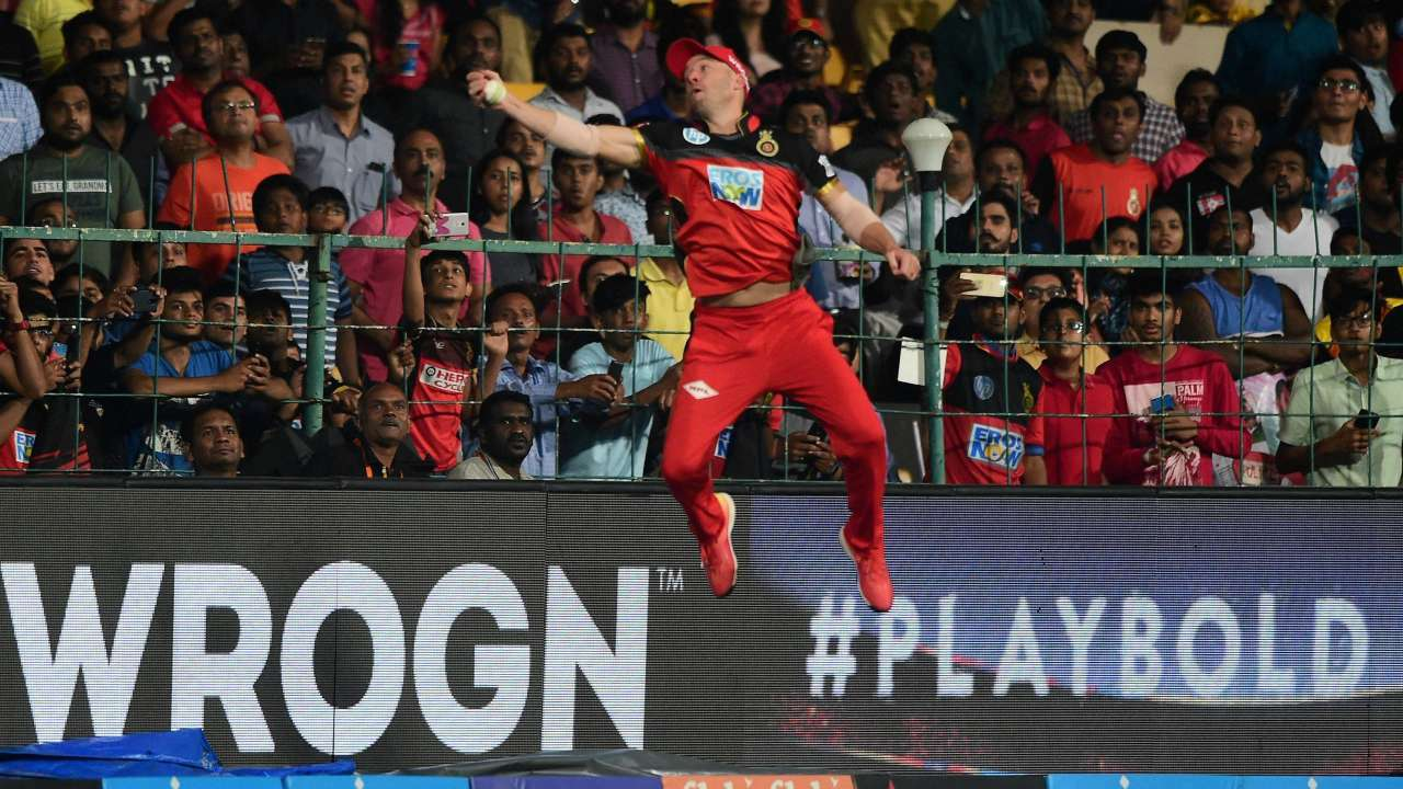 IPL 2018: AB de Villiers' modest reaction to 'that' catch will leave you in  awe of RCB star