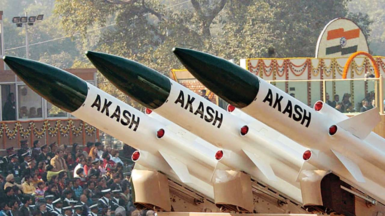 Foreign nations have shown interest in Akash missile: DRDO