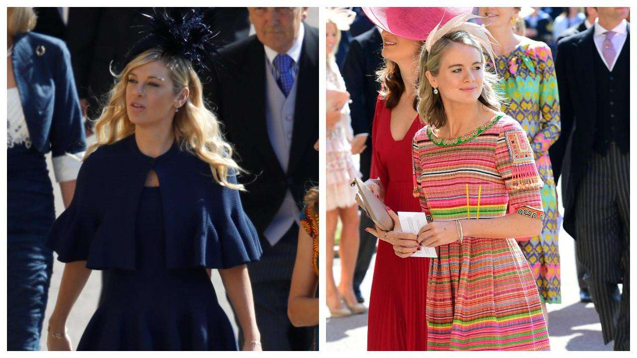 Royal Wedding 2018 Guests.Royal Wedding 2018 Prince Harry S Ex Girlfriends Are Among Guests