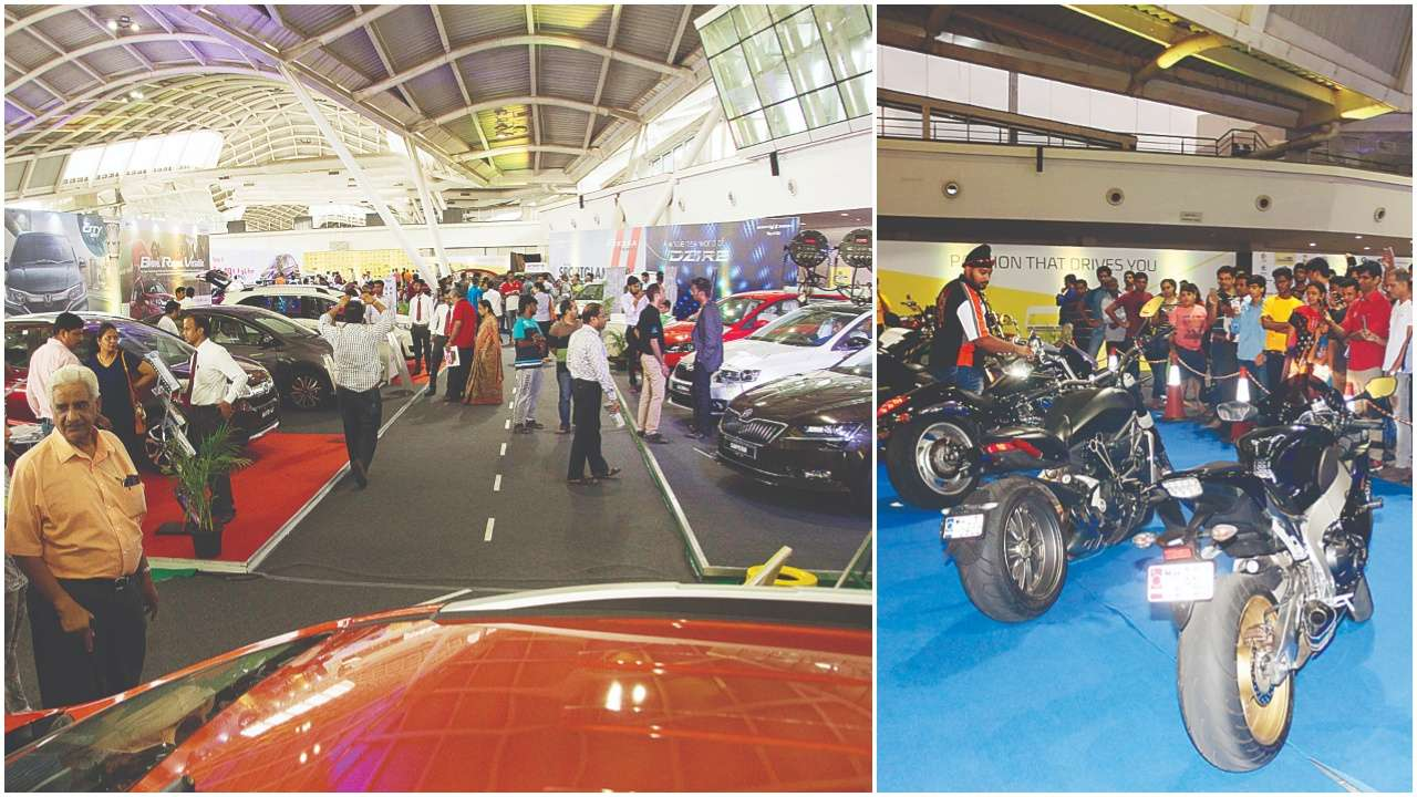 Grab Your Favourite Mean Machine At The Upcoming DNA Auto Show - Upcoming auto shows