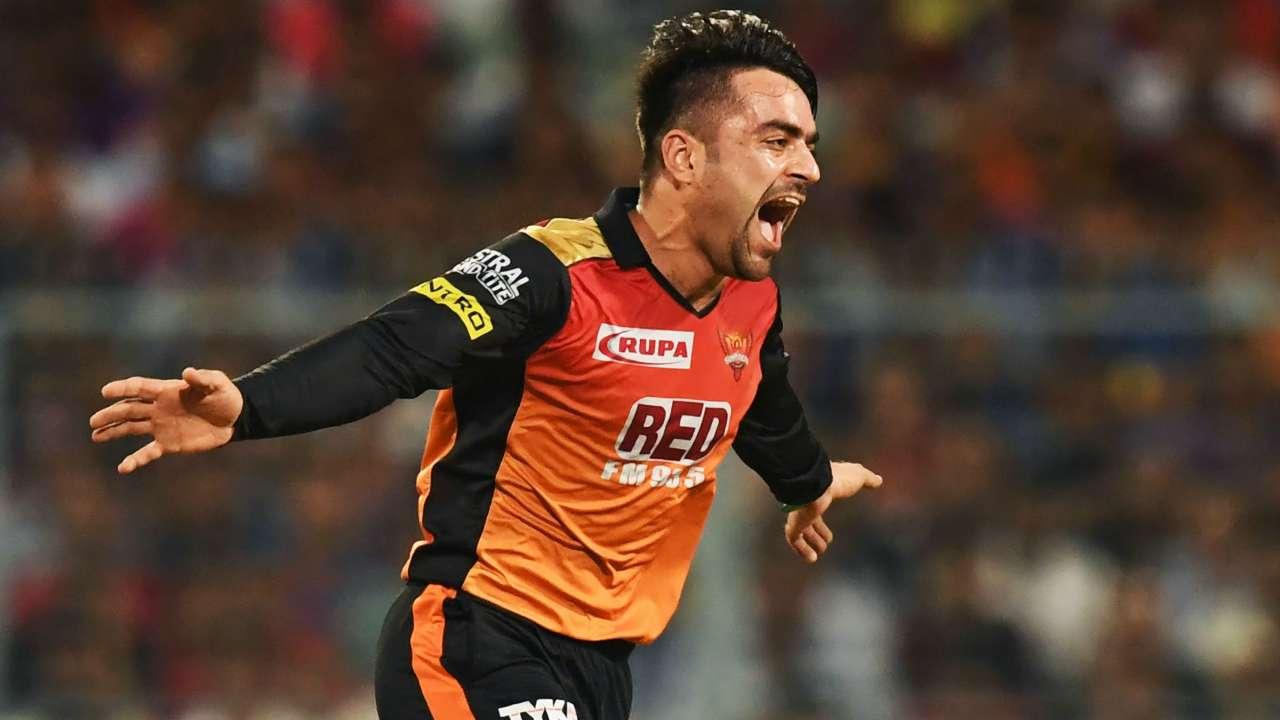 Image result for Rashid Khan SRH