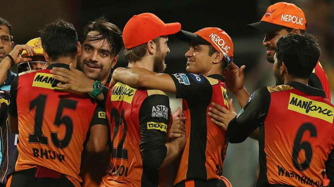 Sunrisers Hyderabad poised to do a Mumbai Indians in this ...