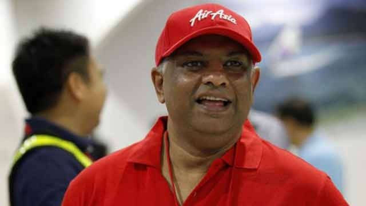 Air Asia CEO Tony Fernandes booked by CBI for alleged violation of norms