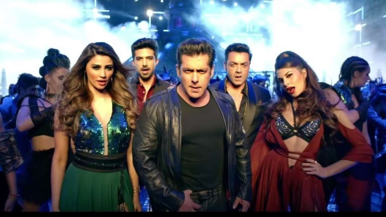 Race 3 Song Allah Duhai Hai Twitterati Showers Love On The Title