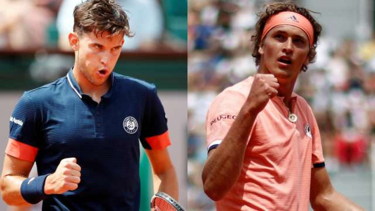 French Open Dominic Thiem Faces Alexander Zverev As Quarter Finals Begin Here S The Schedule For Day 10