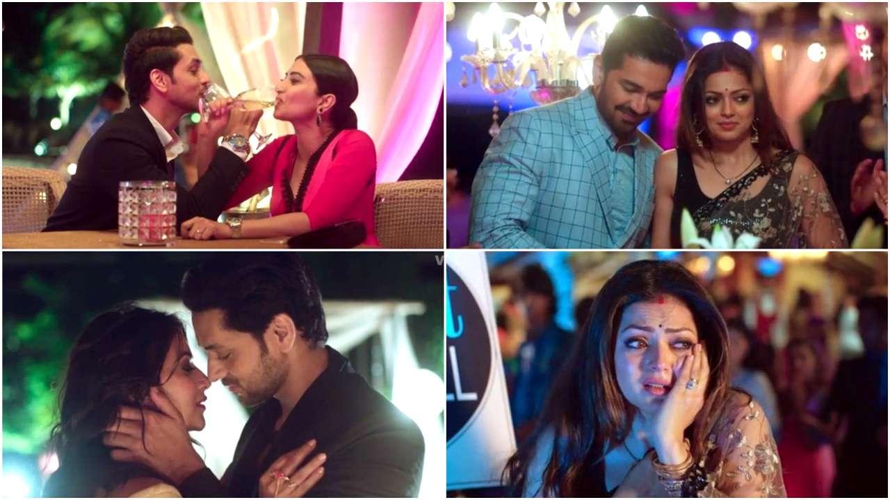 Silsila Badallte Rishton Ka Review: Shakti-Aditi's sizzling romance