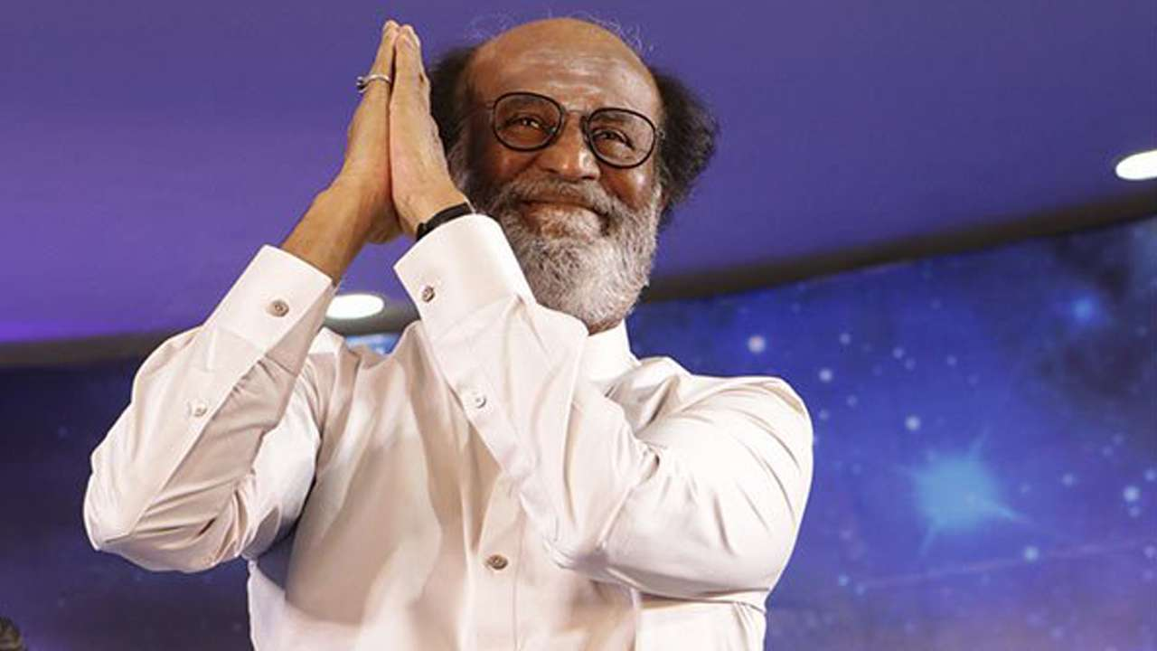 rajinikanth appeals to karnataka calls for extra security in