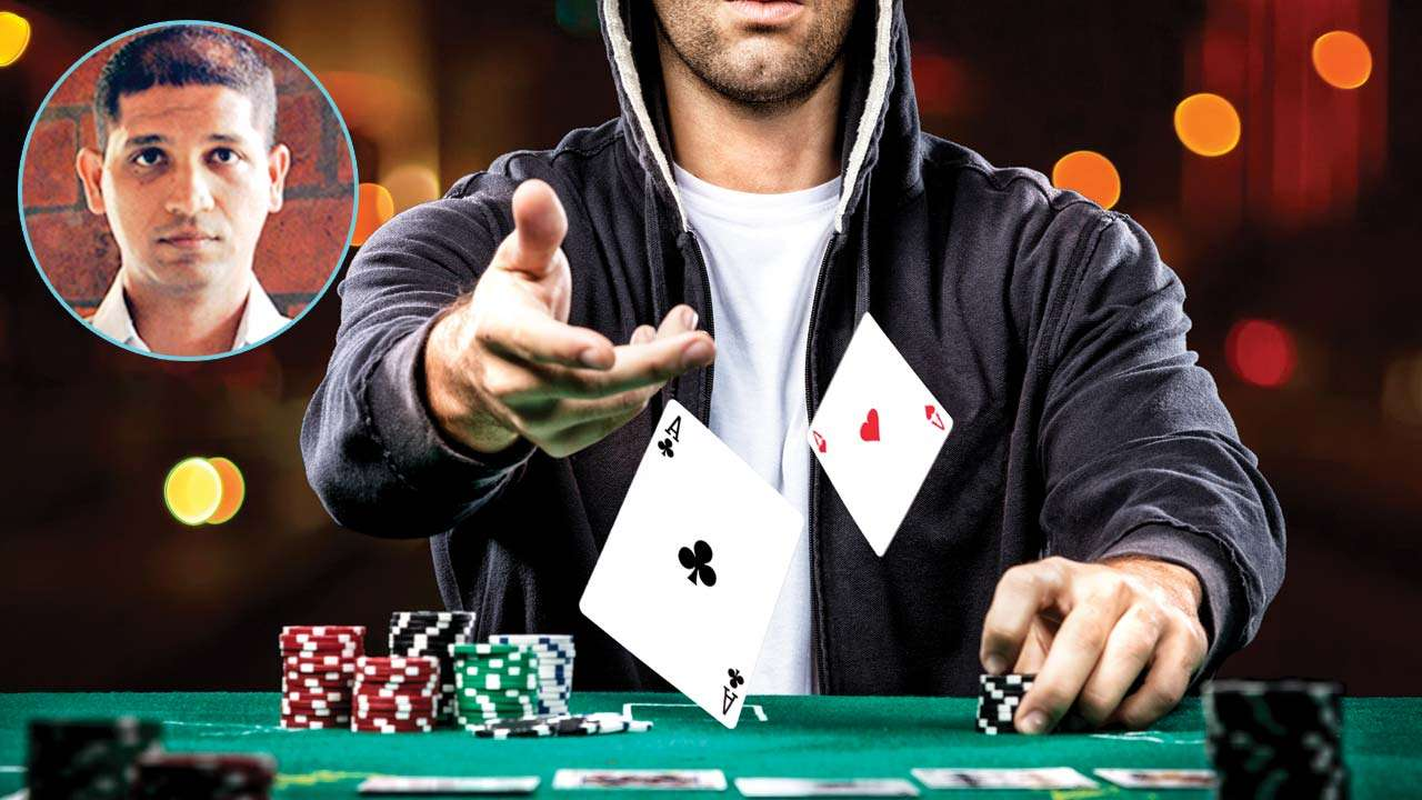 Poker can improve your decision making: Deepak Dhayanithy