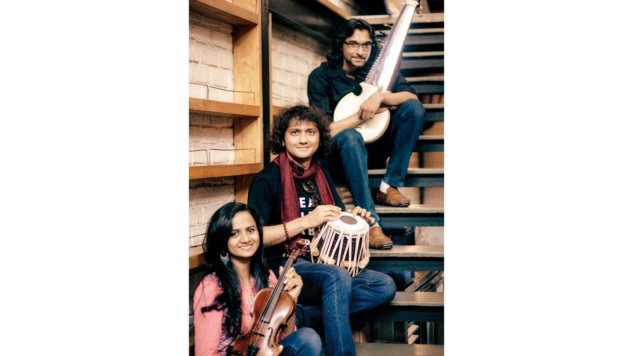 The beauty of Indian classical music lies in its spontaneity