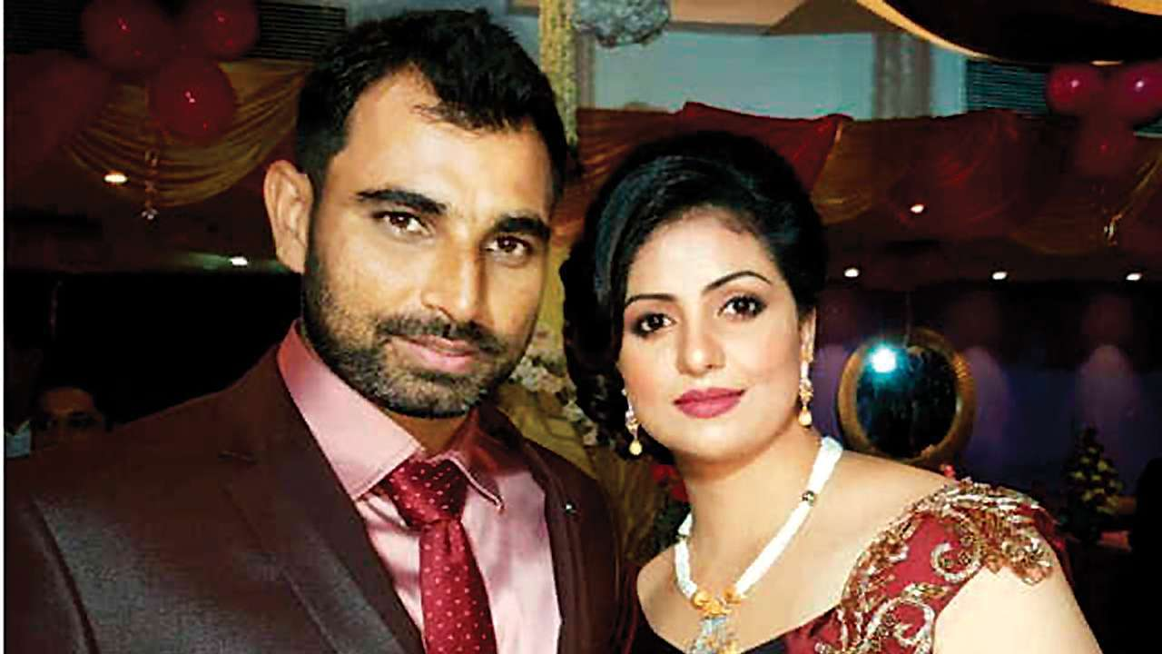 Image result for mohammad shami wife
