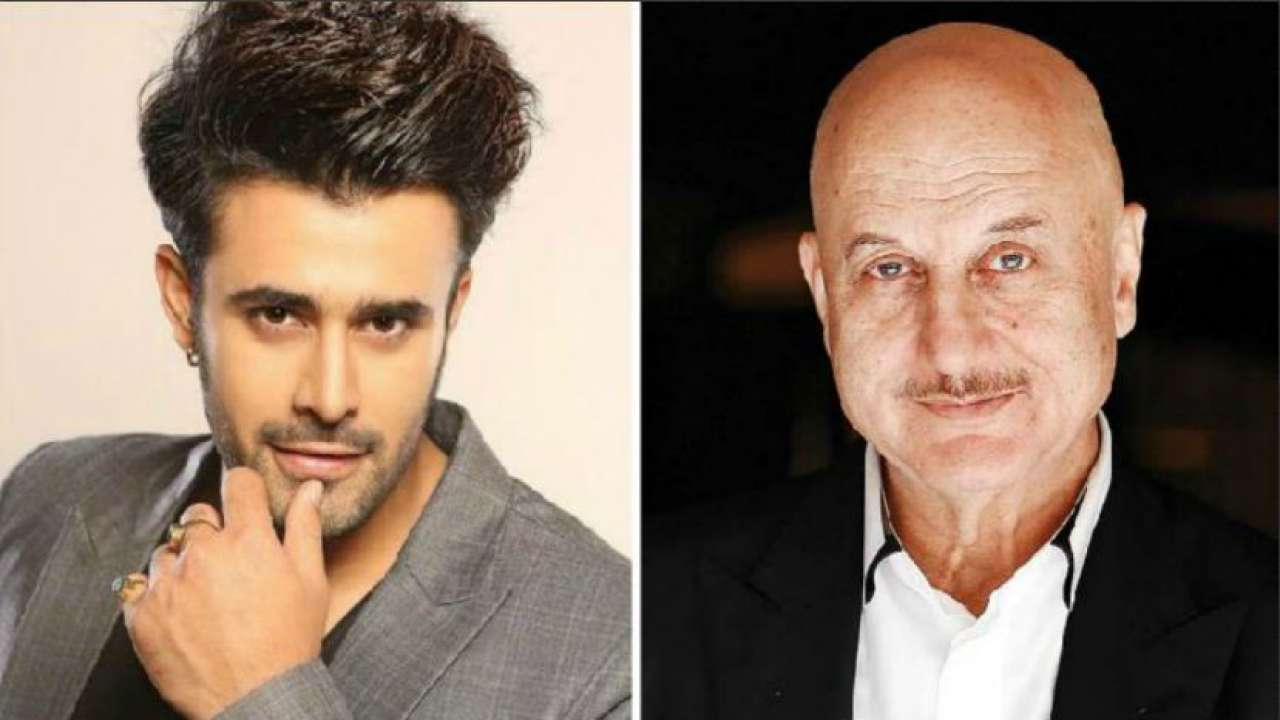 Naagin 3' actor Pearl V Puri says Anupam Kher is like a