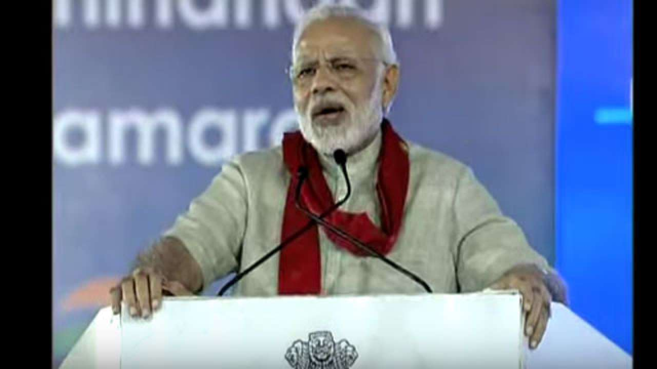 PM Modi hears success stories from beneficiaries of Digital