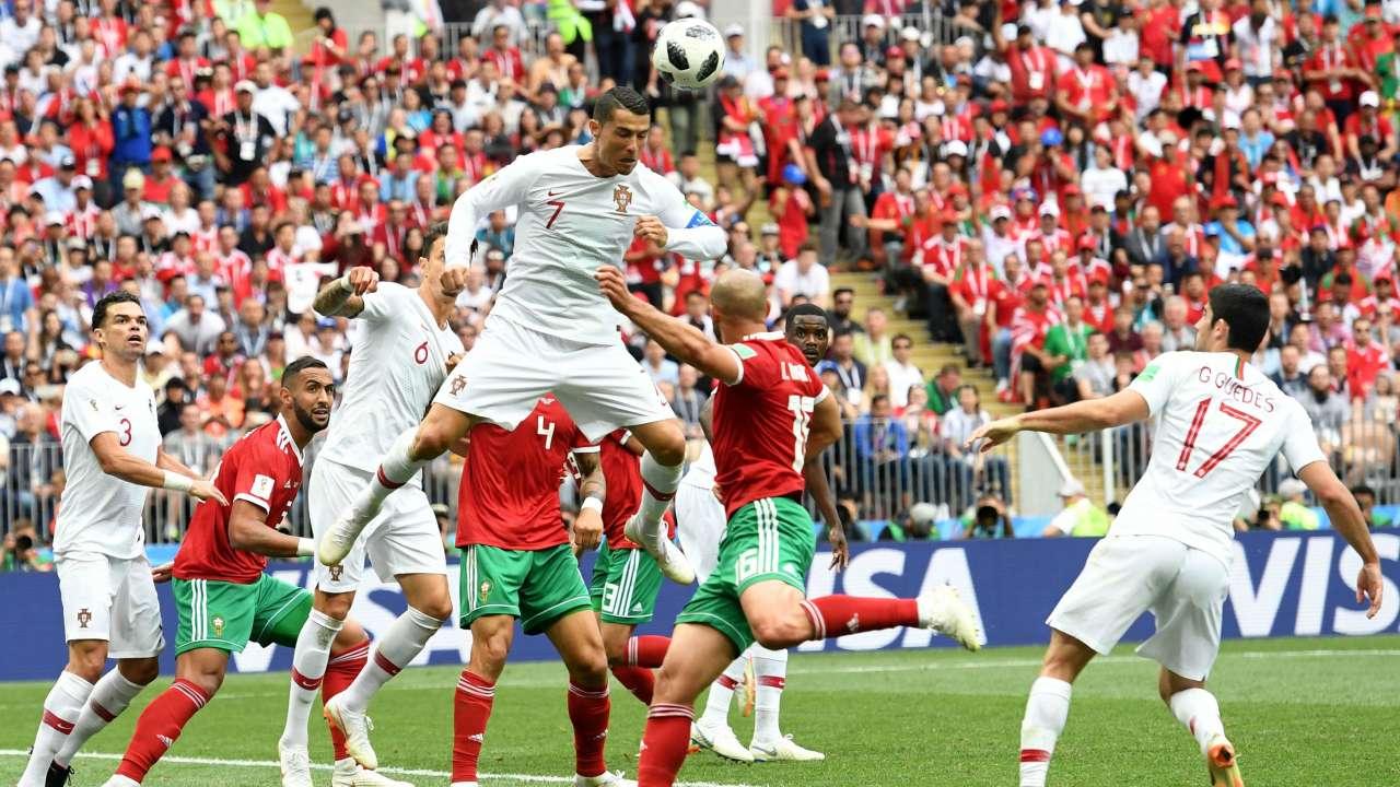 b928fdb81ce FIFA World Cup 2018 - Match Report  Ronaldo stars for Portugal again ...