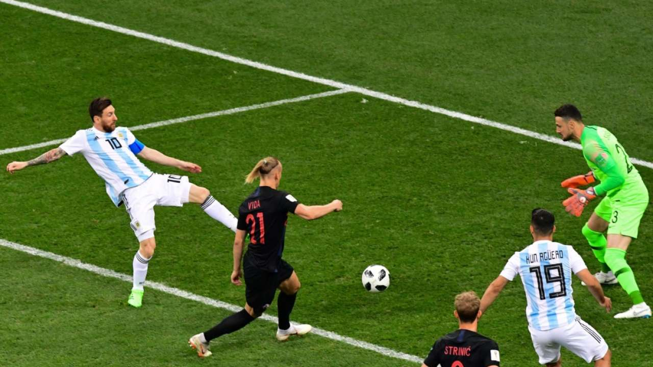 End of Lionel Messi  Why game against Nigeria might be his last for  Argentina d48b8731d90d9