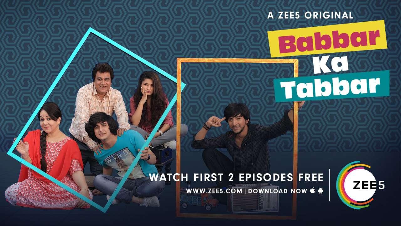 ZEE5 premieres 'Babbar Ka Tabbar'