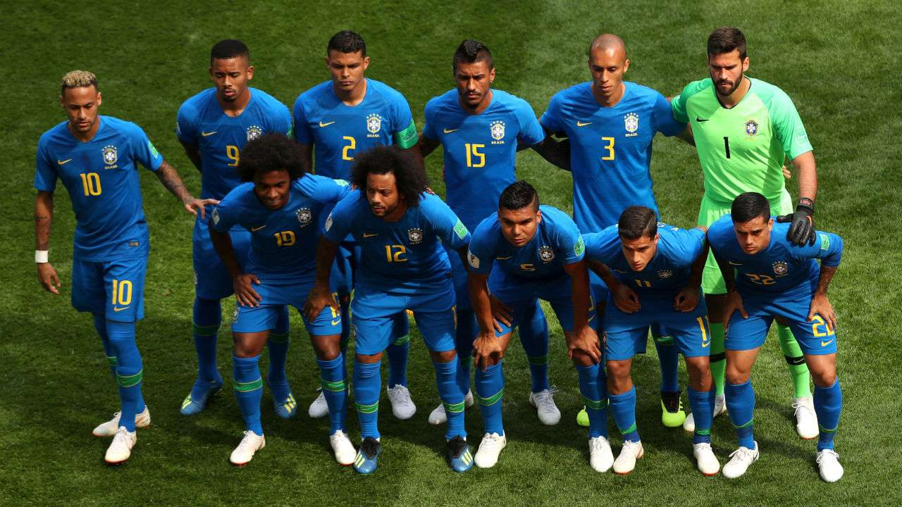 Fifa World Cup 2018 Why Brazil Played In Blue Instead Of Yellow Against Costa Rica