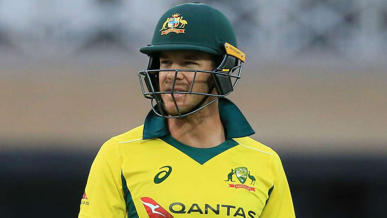 Australian Captain Tim Paine Casts Doubt On Odi Future After England Whitewash