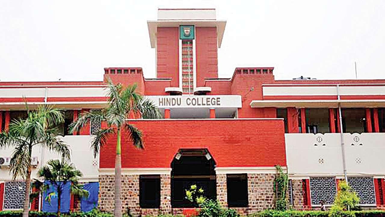 Hindu, the best north campus college in DU