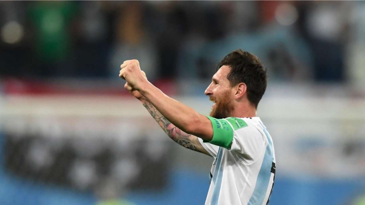 GOAT for a reason: Lionel Messi needed just one goal in World Cup 2018 to clinch yet another world record