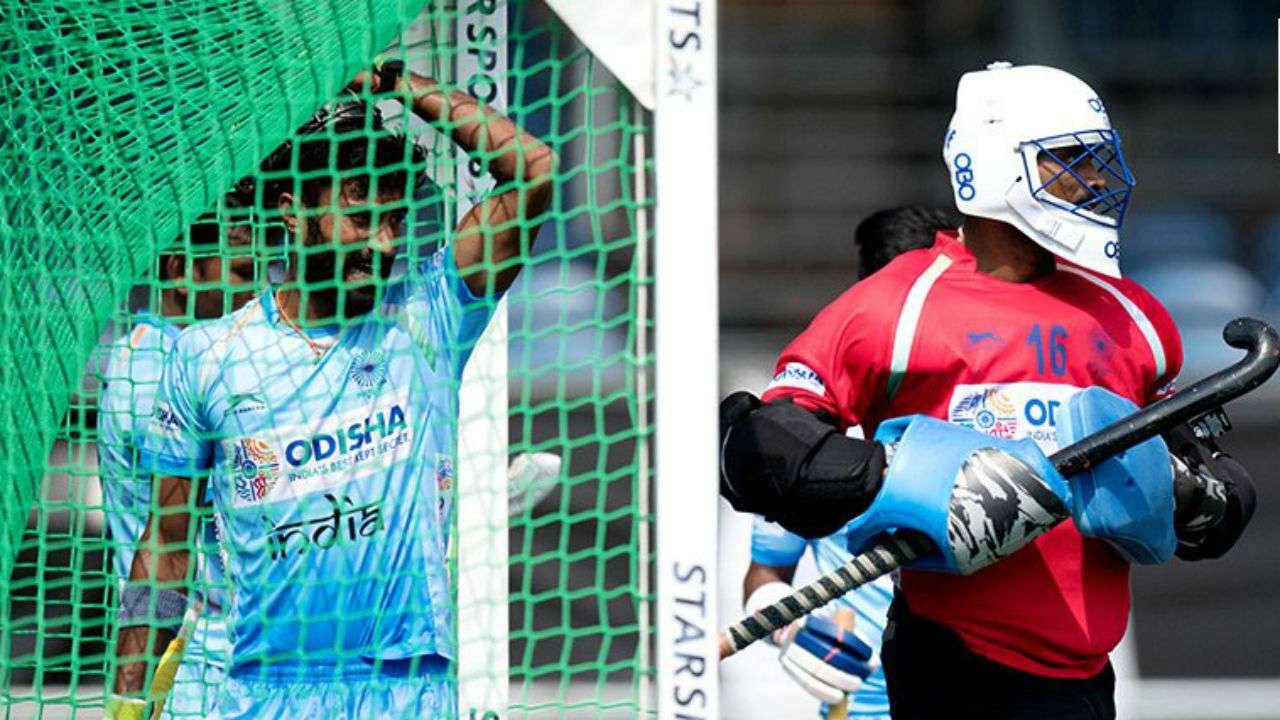India v/s Australia, Champions Trophy 2018 Hockey: India