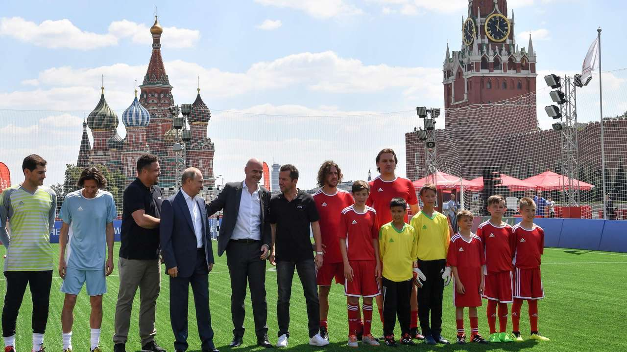 Why Red Square was called Red 73