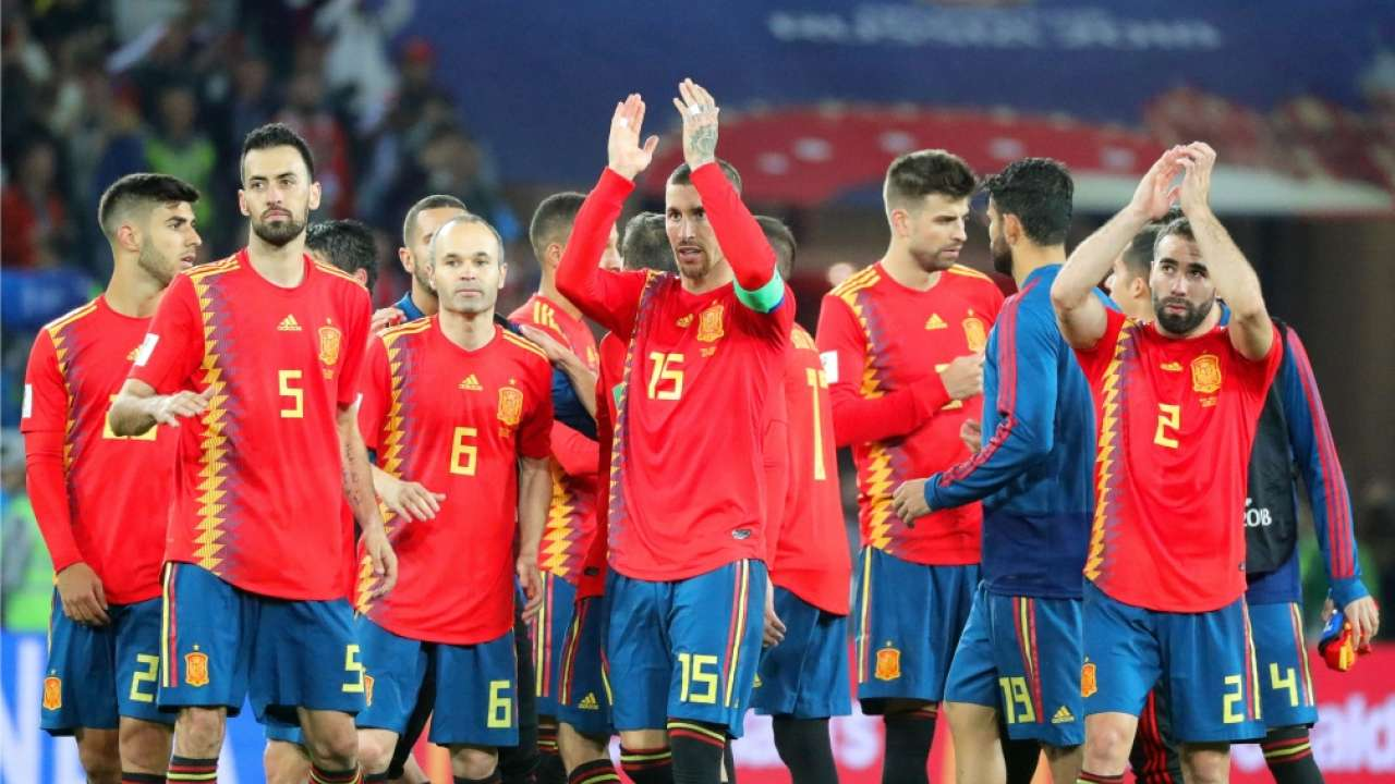 fa422a857 Spain v/s Russia, Today in FIFA World Cup 2018: Live streaming, teams, time  in IST and where to watch on TV in India