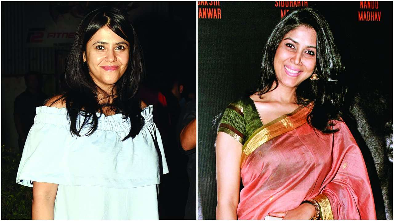 ... Kahaani Ghar Ghar Kii with a twist? Ekta Kapoor and Sakshi Tanwar