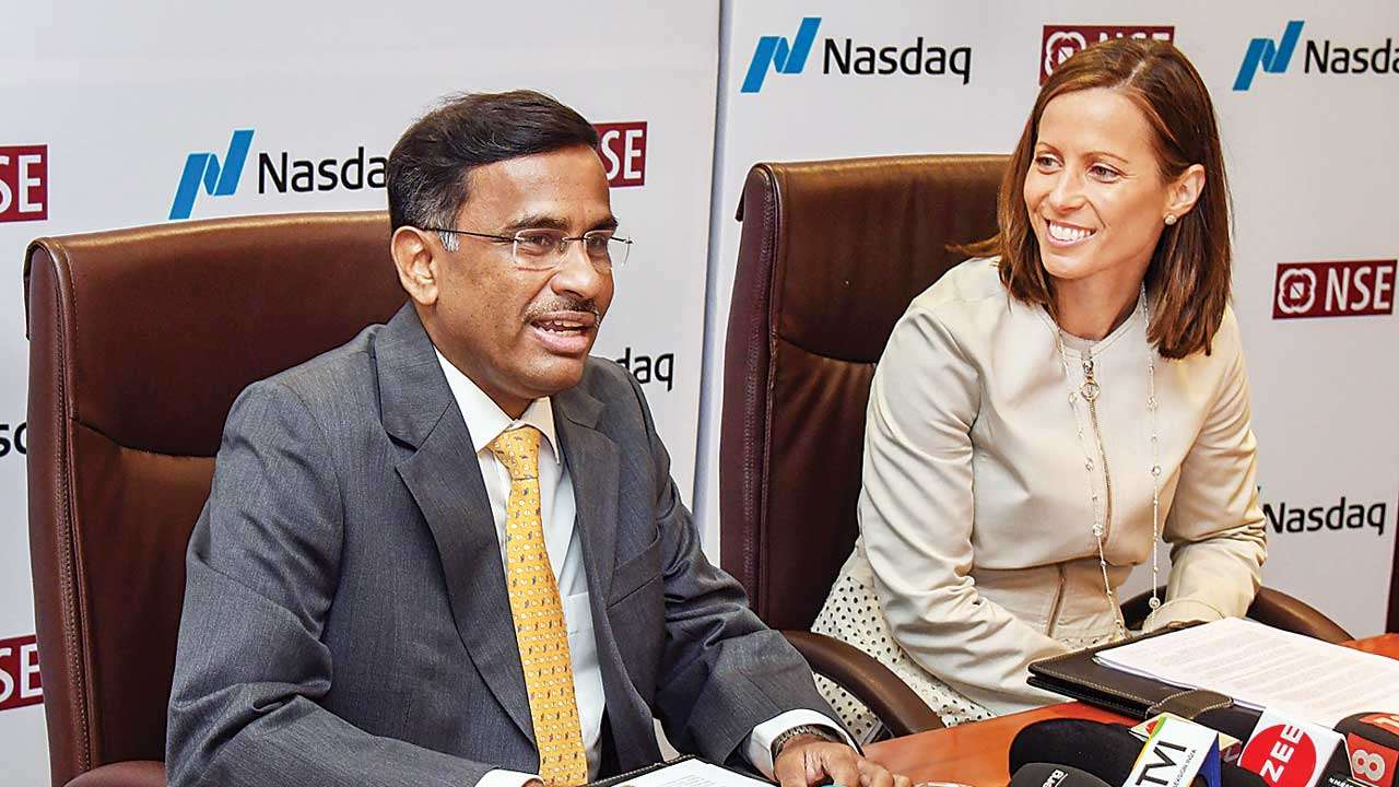 Nse Enters Into Tech Pact With Nasdaq Eyes Dual Listing