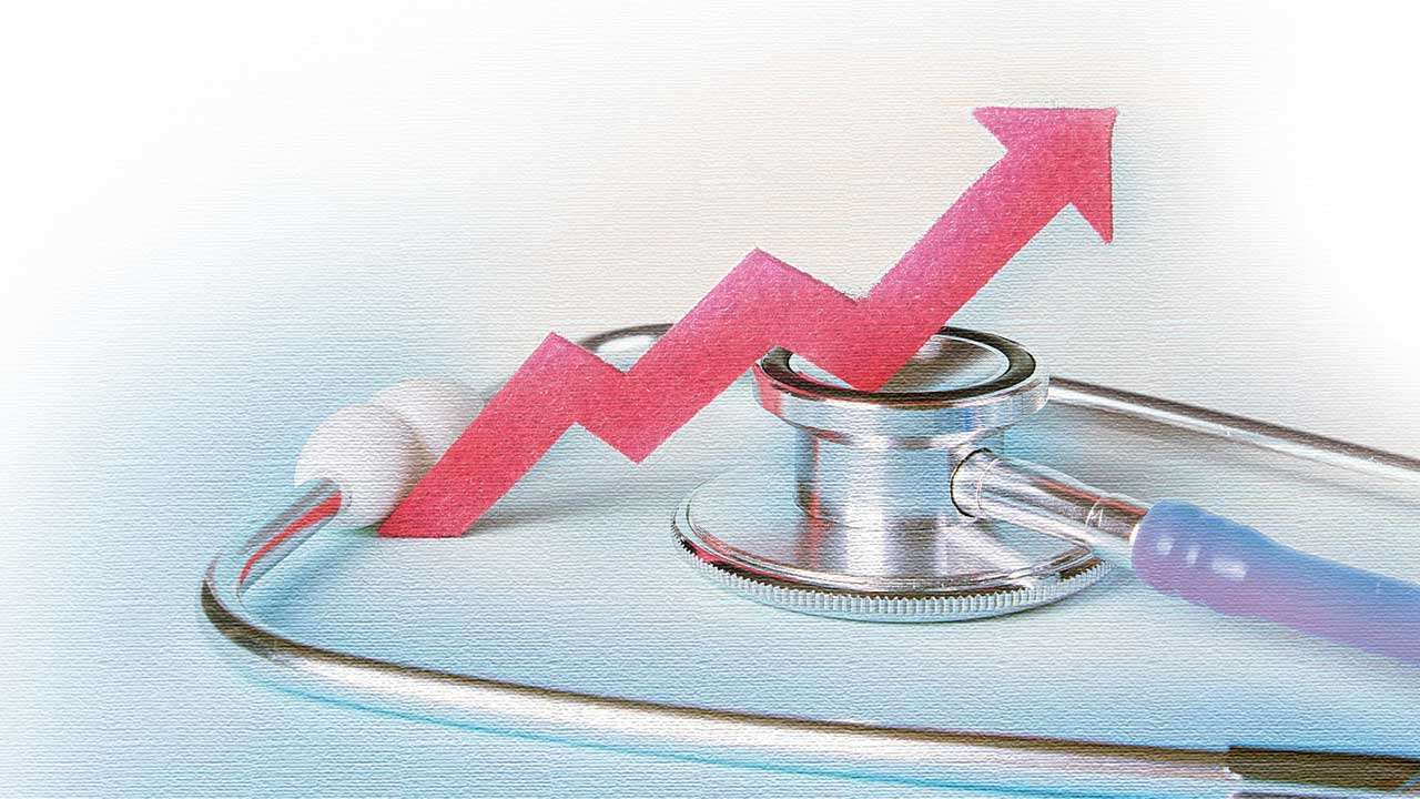 Give your portfolio a 'healthcare' boost