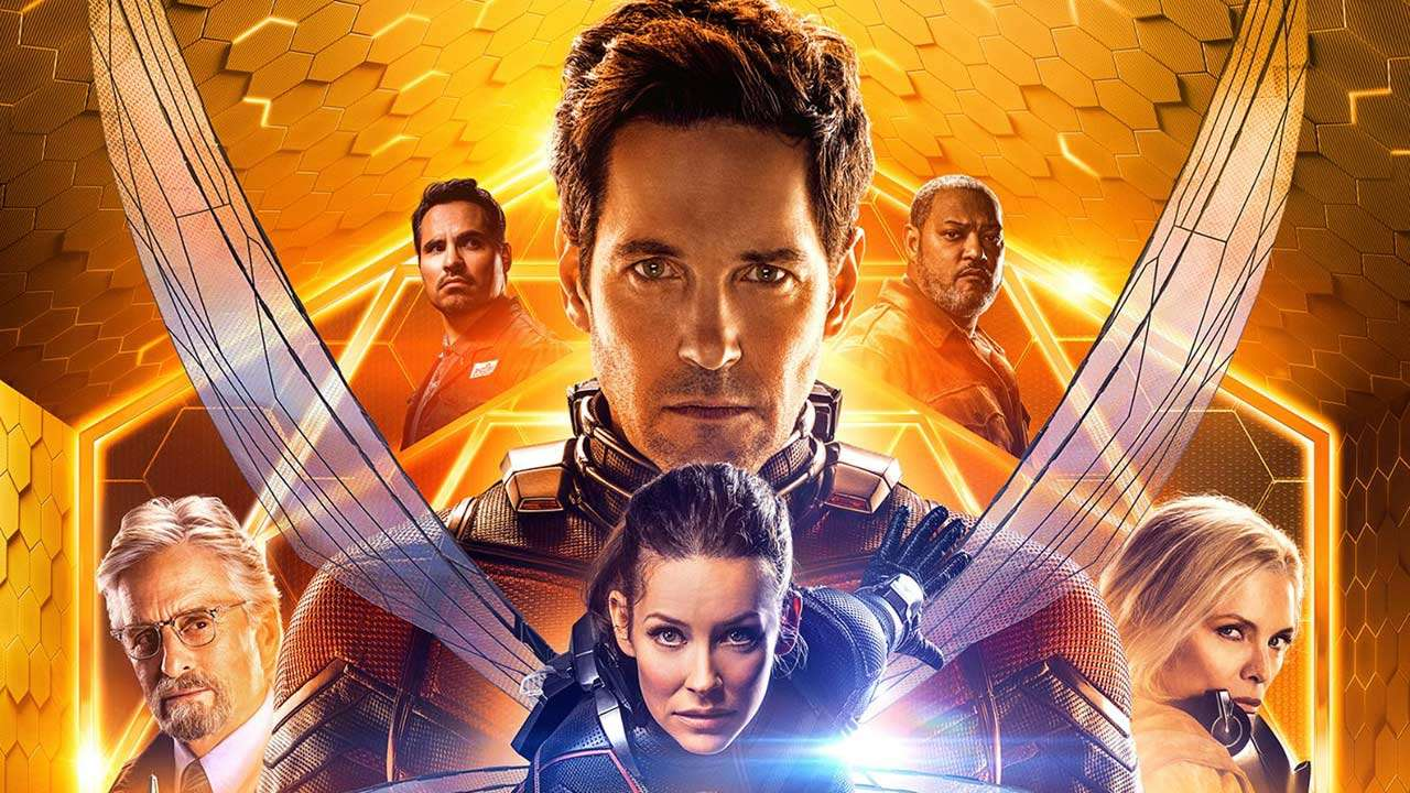 Ant-Man and The Wasp: Best Marvel Movies