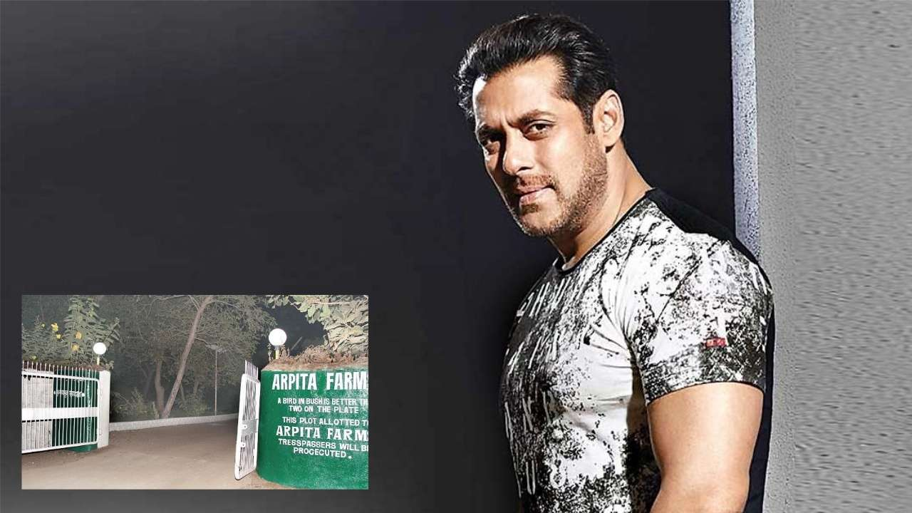 Salman Khan In A Legal Soup, This Time For His Panvel Farmhouse-8100