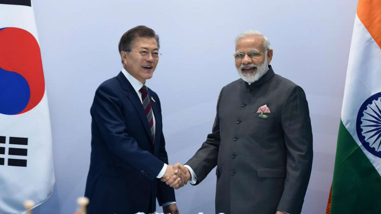 PM Modi, South Korean President to inaugurate Samsung plant