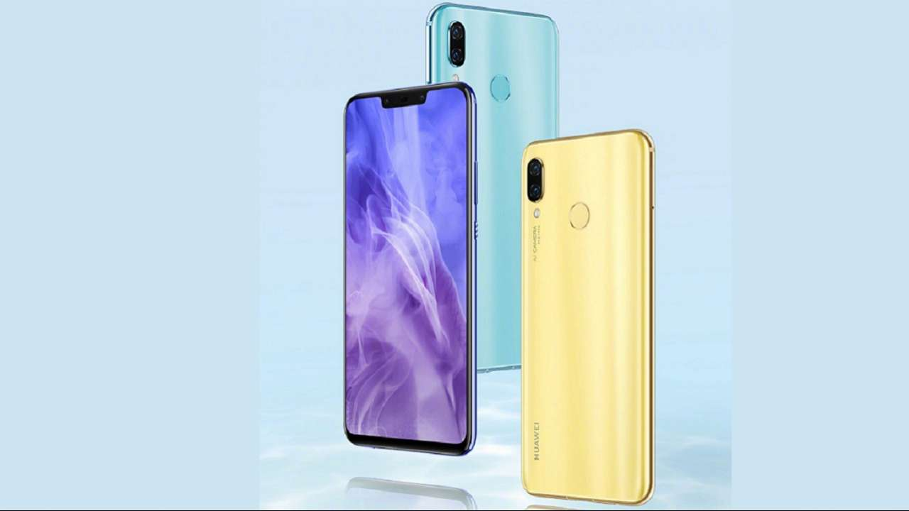 Huawei Nova 3 to offficially launch on July 18 in China