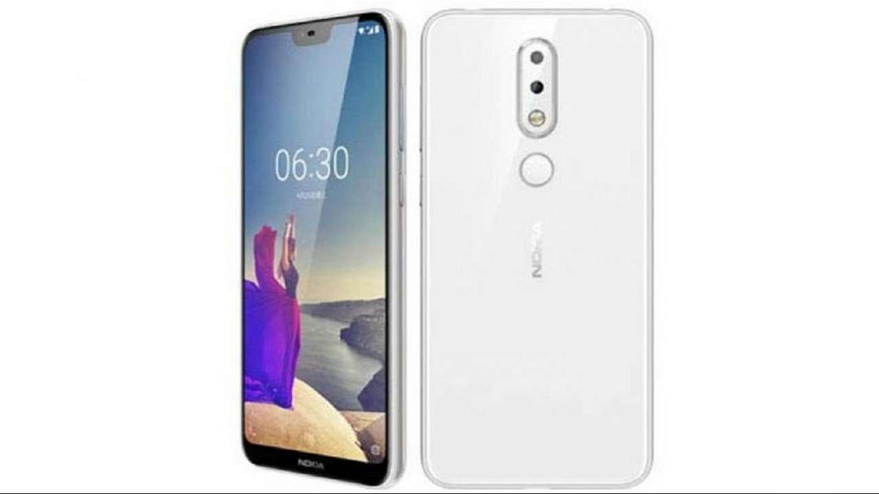 nokia x6 polar white color variant with 6gb ram 64gb storage goes rh dnaindia com Nokia E Nokia X2-02