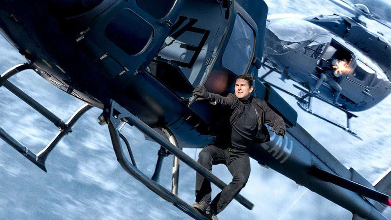Mission Impossible Fallout Is Crazy Kind Of Evolution Simon Pegg